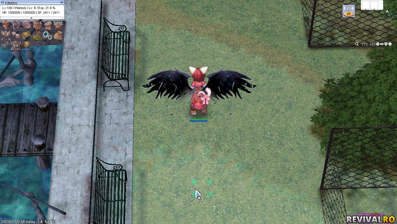 Revivalro Halloween 2020 kaiiruuu's Content   Revival RO   Ragnarok Online Private Server
